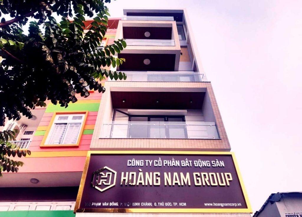 Giới thiệu Hoàng Nam Group