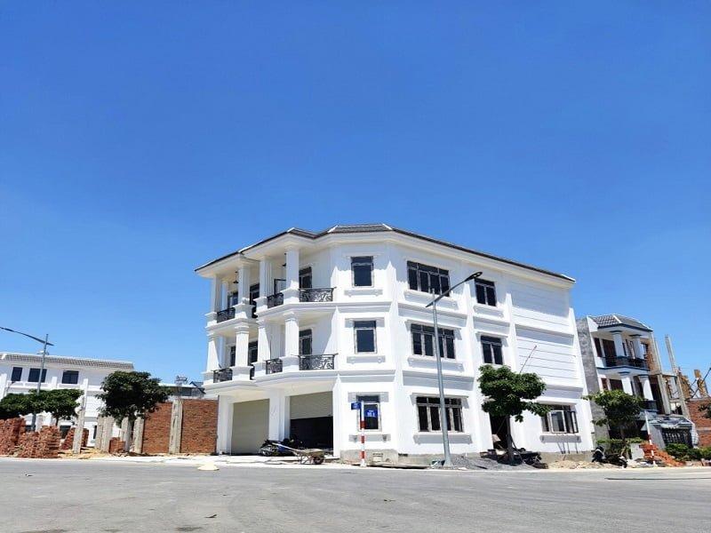 Dự án nhà phố Hoàng Nam 5 Dĩ An