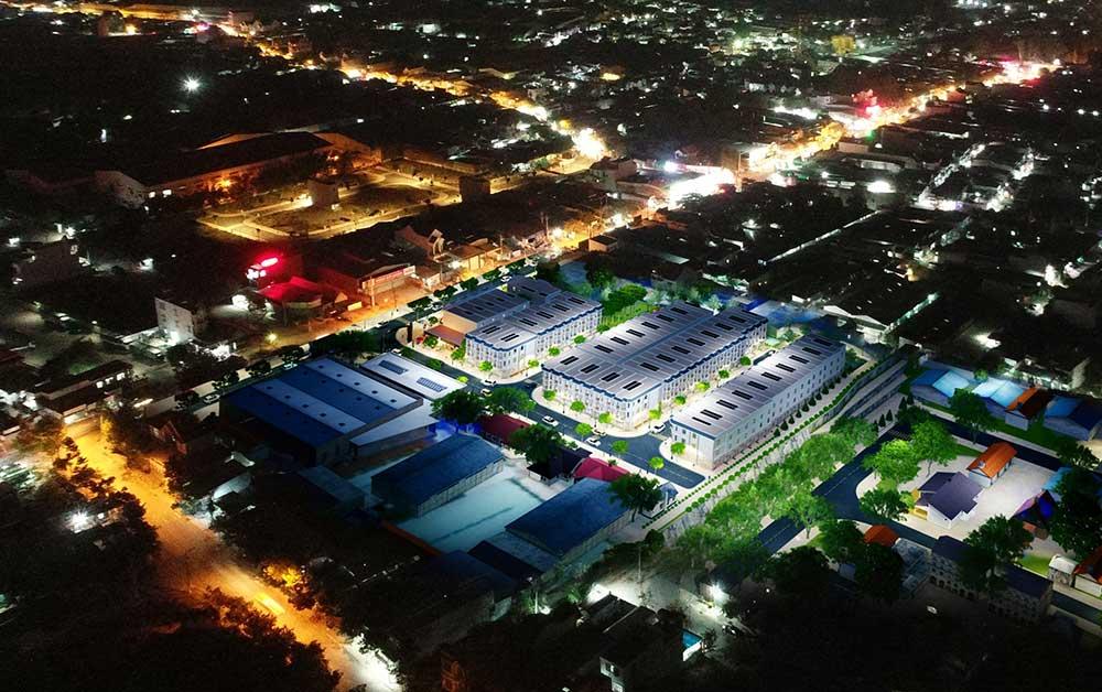 Hoàng Nam 5 về đêm