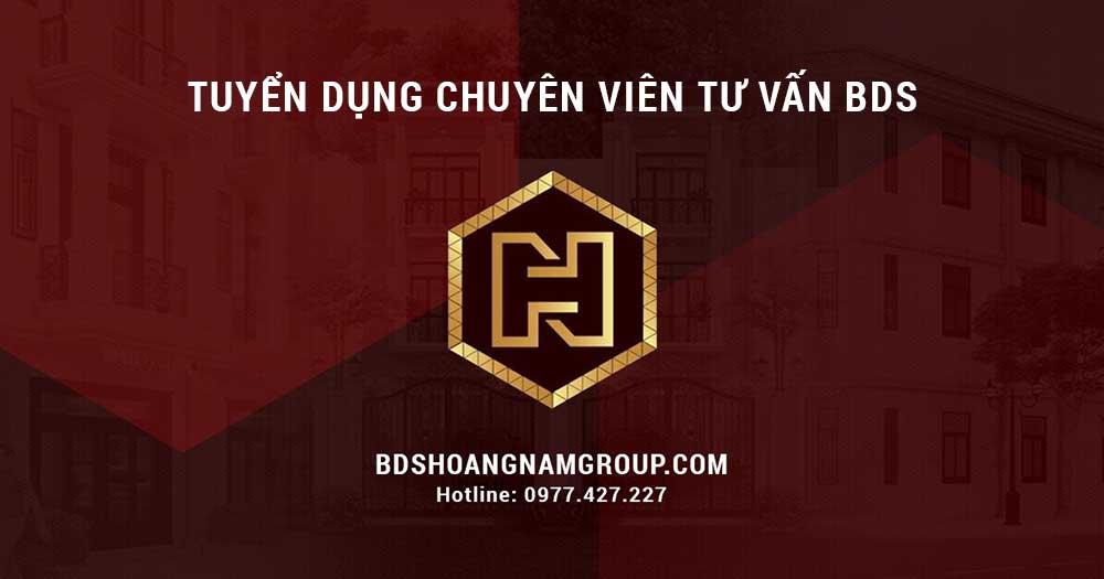 Hoàng Nam Group tuyển dụng