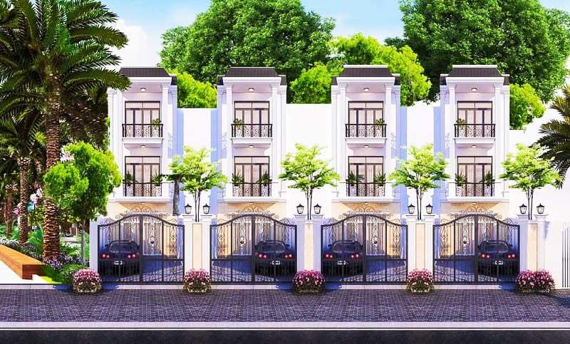 Louis Resident - Nhà phố Hoàng Nam 3