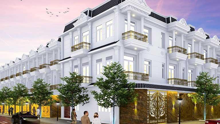 Nhà phố Hoàng Nam 2