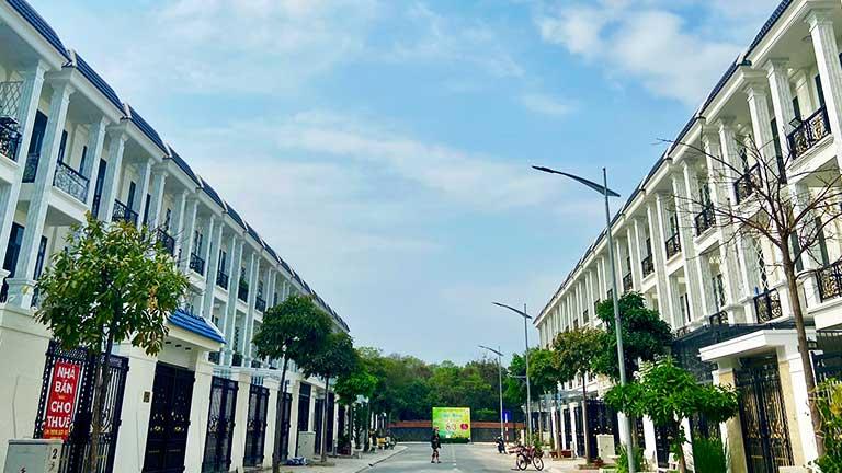 Nhà phố Hoàng Nam 3