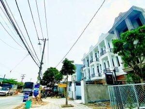 Shophouse Dự án Hoàng Nam 5