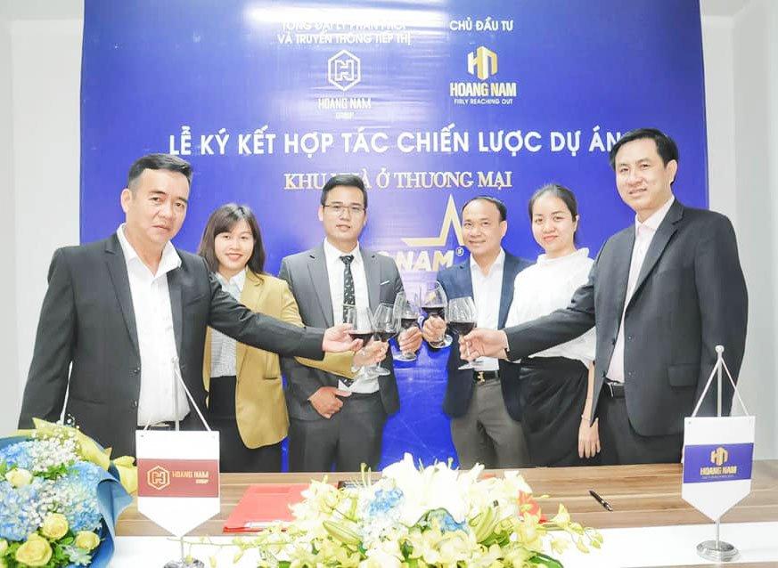 Tầm nhìn & sứ mệnh Hoàng Nam Group