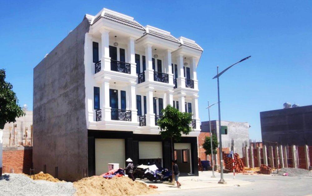 Một dự án nhà phố mới mở bán tại Dĩ An