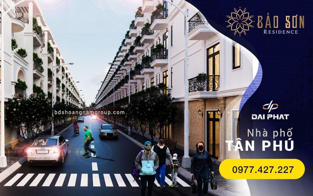 Dự án Bảo Sơn Residence Quận Tân Phú