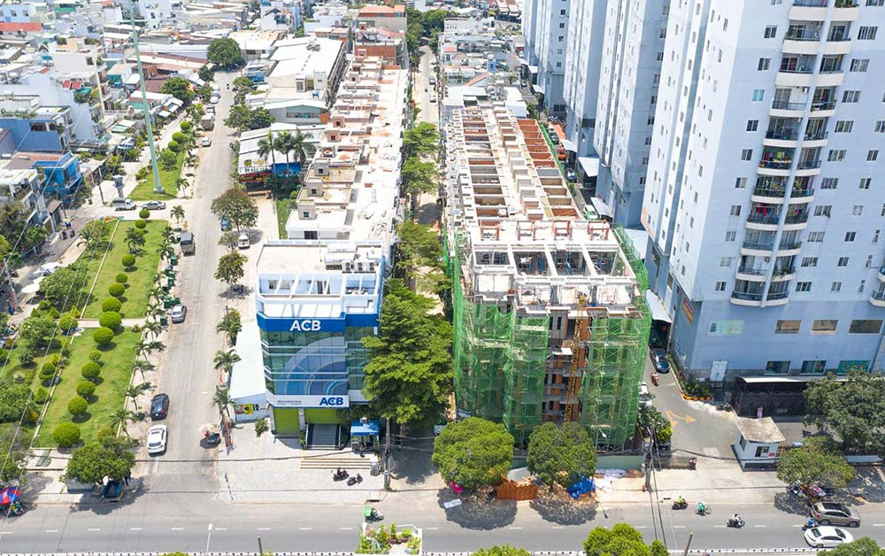 Vị trí dự án Bảo Sơn