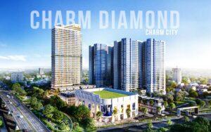 Dự án căn hộ Charm Diamond - Charm City