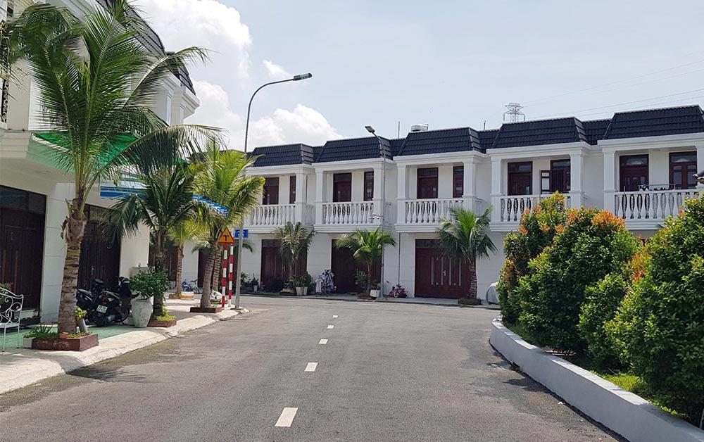 Nhà phố hoàn thiện Champaca Đông Hòa