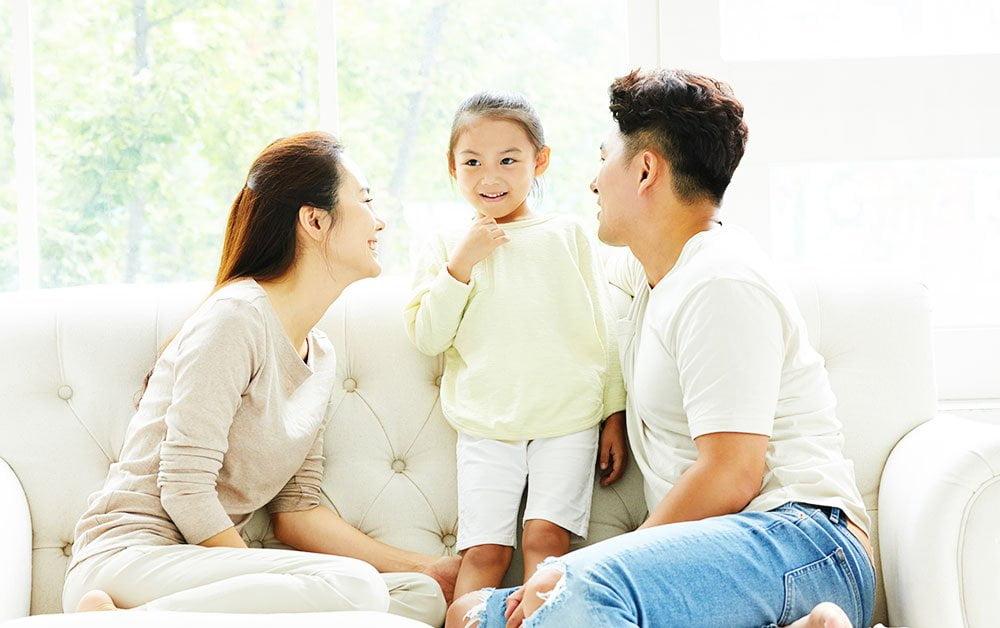 Thông tin hữu ích cho các gia đình trẻ